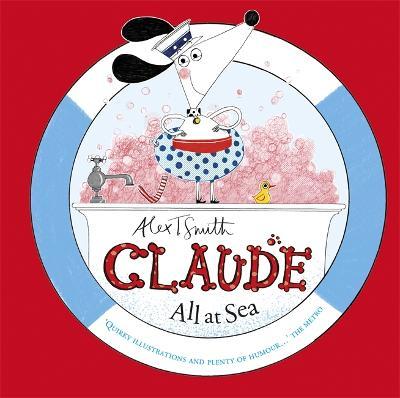 Claude All at Sea book