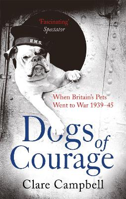 Dogs of Courage book