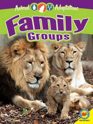 Family Groups by Simon Rose
