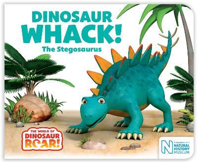 Dinosaur Whack! The Stegosaurus book