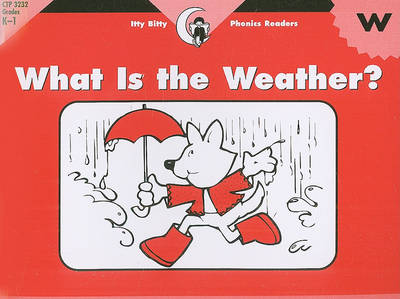 What Is the Weather? by Rozanne Lanczak Williams