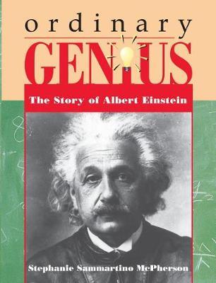 Ordinary Genius Pb by Stephanie Sammartino McPherson