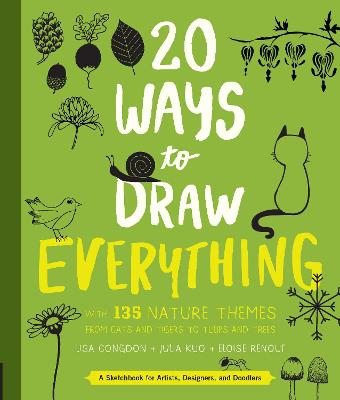 20 Ways to Draw Everything book