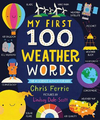 My First 100 Weather Words book