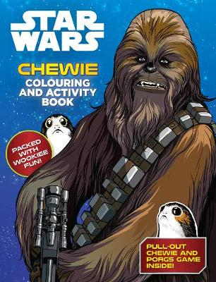 Chewie Colouring and Activity Book by Star Wars