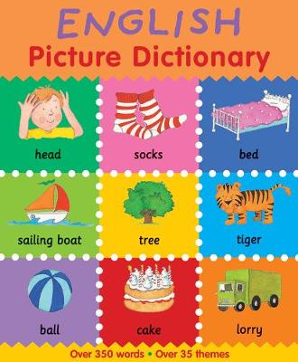 English Picture Dictionary by Catherine Bruzzone