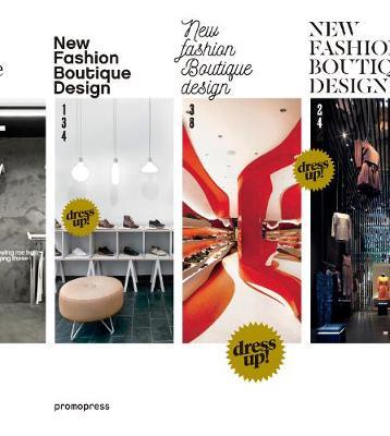 New Fashion Boutique Design by Wang Shaoqiang