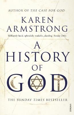 History Of God by Karen Armstrong