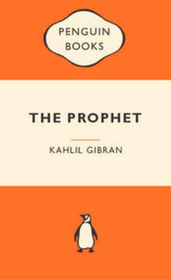 Prophet by Kahlil Gibran