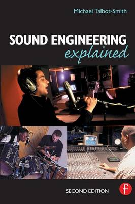 Sound Engineering Explained book