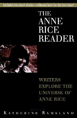Anne Rice Reader book