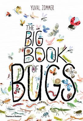 The Big Book of Bugs by Yuval Zommer