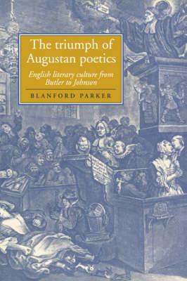 Triumph of Augustan Poetics book
