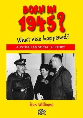 Born in 1945? book