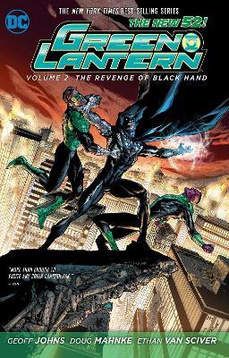 Green Lantern Volume 2: The Revenge of Black Hand TP (The New 52) by Doug Mahnke