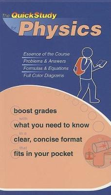 QuickStudy for Physics by Mark Jackson
