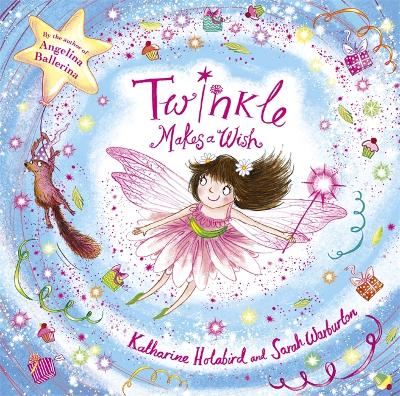 Twinkle Makes a Wish book