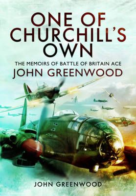 One of Churchill's Own by David Greenwood