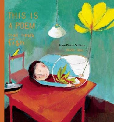 This is a Poem that Heals Fish by Joy Sorman