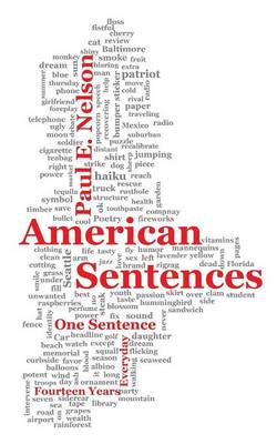 American Sentences by Dr Paul Nelson