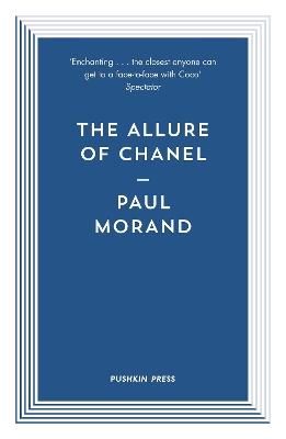 The Allure of Chanel by Professor Euan Cameron