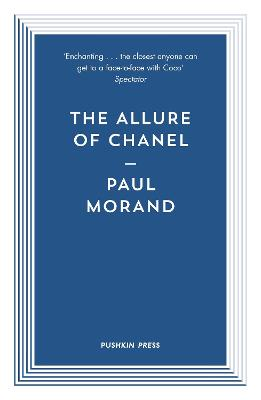 The Allure of Chanel book