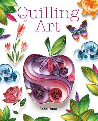 Quilling Art by Sena Runa