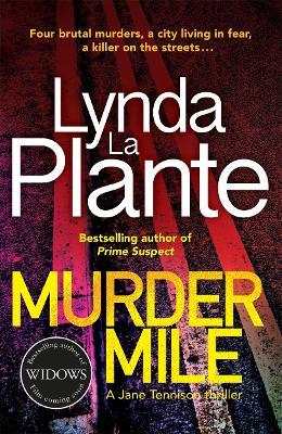 Murder Mile book