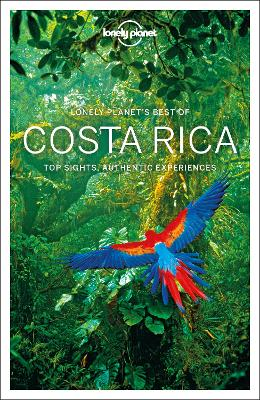 Lonely Planet Best of Costa Rica book