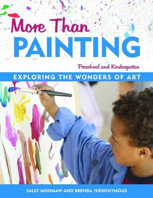 More Than Painting by Sally Moomaw