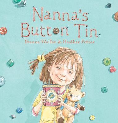 Nanna's Button Tin by Dianne Wolfer