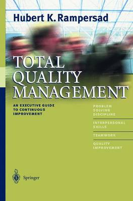 Total Quality Management by Hubert Rampersad