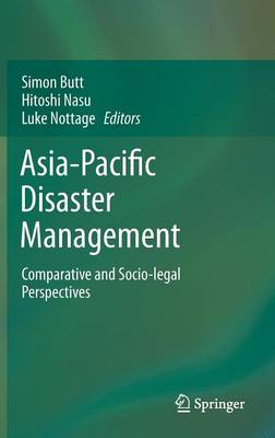 Asia-Pacific Disaster Management by Simon Butt