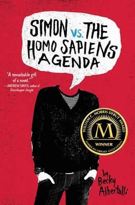 Simon vs. the Homo Sapiens Agenda book