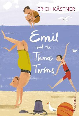 Emil and the Three Twins by Erich Kastner