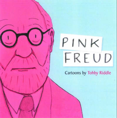 Pink Freud by Tohby Riddle