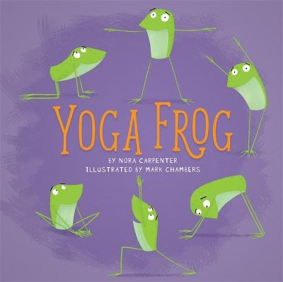 Yoga Frog book