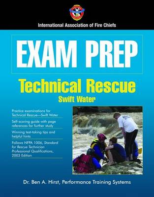 Exam Prep: Technical Rescue-Swift Water by IAFC