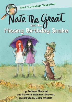 Nate The Great And The Missing Birthday Snake by Andrew Sharmat