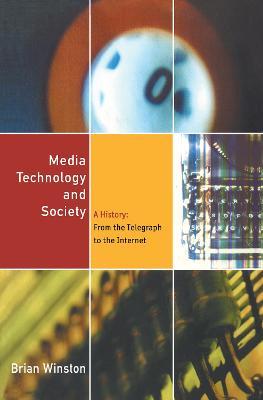 Media Technology and Society book