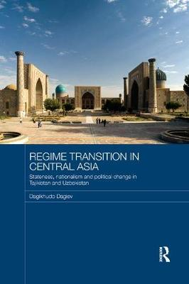 Regime Transition in Central Asia book