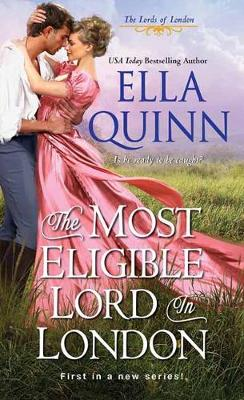 Most Eligible Lord in London book