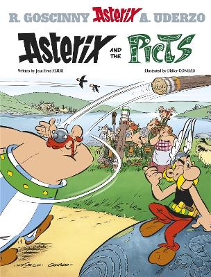 Asterix: Asterix and the Picts book