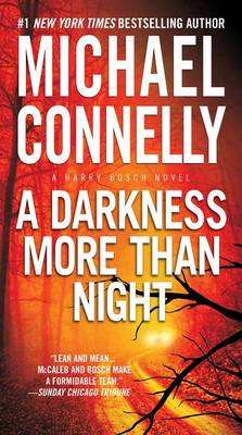 A Darkness More Than Night by Michael Connelly