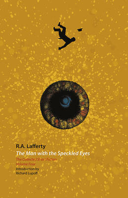 Man with the Speckled Eyes by John Pelan