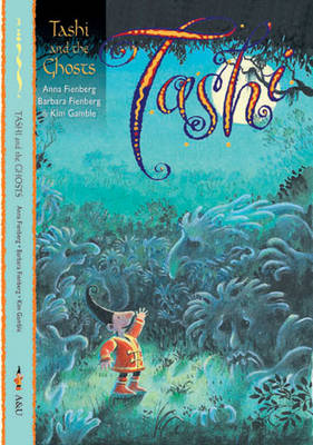 Tashi and the Ghosts by Anna Fienberg