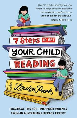 7 Steps to Get Your Child Reading book