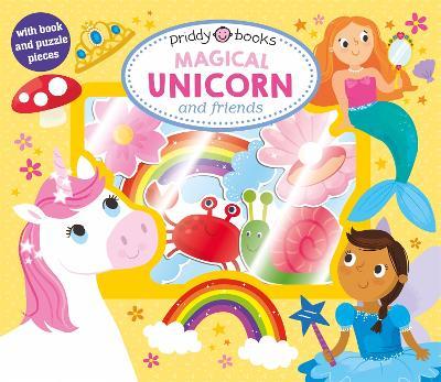 Let's Pretend Magical Unicorn & Friends book