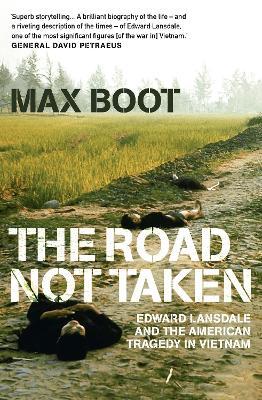 Road Not Taken book