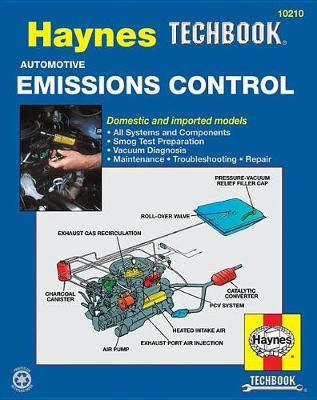 Automotive Emissions Control Manual book